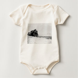 Grand Trunk Western Engine #5042 Baby Bodysuit