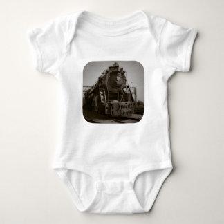 Grand Trunk Western Engine #6335 Baby Bodysuit