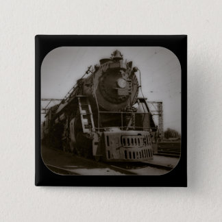 Grand Trunk Western Engine #6335 Pinback Button