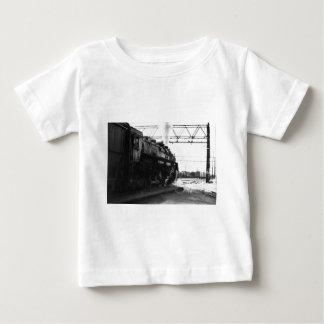 Grand Trunk Western (G.T.W.) Engine 6328 Baby T-Shirt