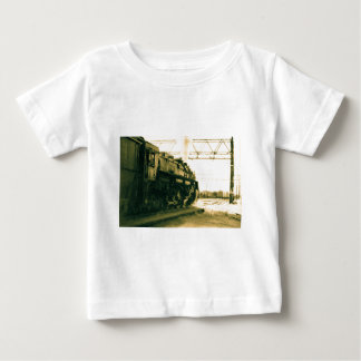 Grand Trunk Western (G.T.W.) Engine 6328 Baby T-Shirt