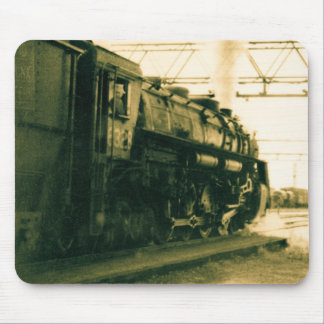 Grand Trunk Western (G.T.W.) Engine 6328 Mousepads