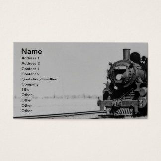 Grand Trunk Western No. 5042 Business Card