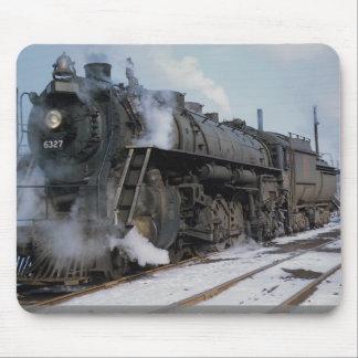 Grand Trunk Western Railroad, 2-8-4, No. 6327, nea Mouse Pad