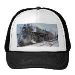 Grand Trunk Western Railroad, 2-8-4, No. 6327, nea Trucker Hat