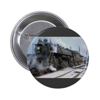 Grand Trunk Western RR, 2-8-4 Pin
