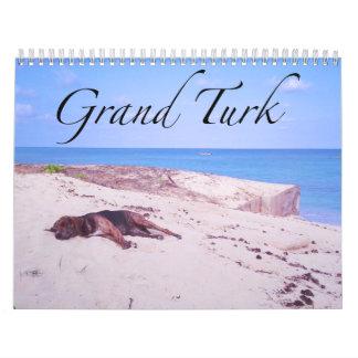 Grand Turk Calendar