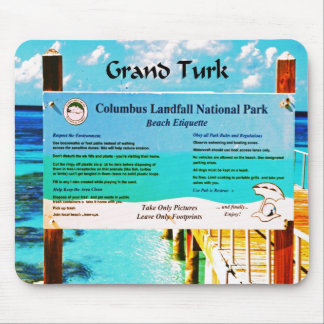 Grand Turk Mouse Pad