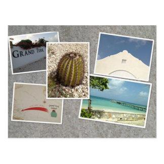 Grand Turk Photo Collage Postcard