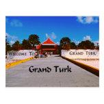 Grand Turk Post Cards