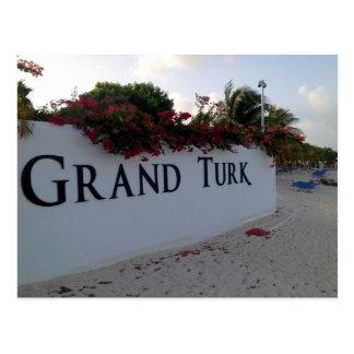 Grand Turk Postcard