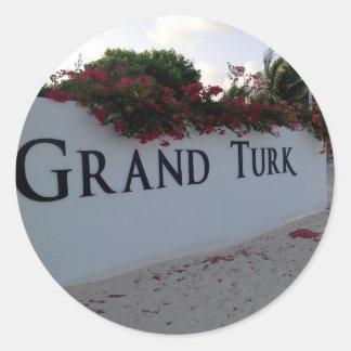 Grand Turk Stickers