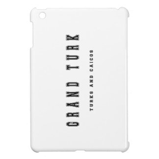 Grand Turk Turks and Caicos Cover For The iPad Mini