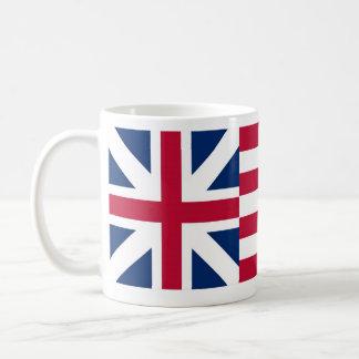 Grand Union Flag Continental Colors Classic White Coffee Mug