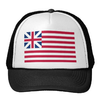 Grand Union Flag Continental Colors Hats