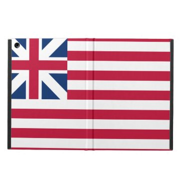 USA Themed Grand Union Flag Historical US Flag iPad Case