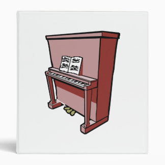 grand upright piano with music.png binder