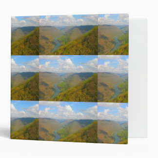 Grand View Overlook Raleigh County 3 Ring Binder