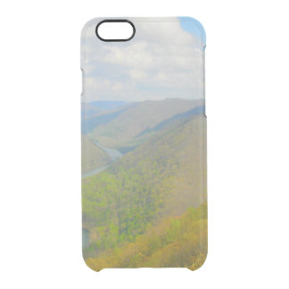 Grand View Overlook Raleigh County Clear iPhone 6/6S Case