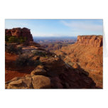 Grand View Point at Canyonlands National Park Card