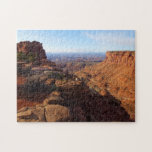 Grand View Point at Canyonlands National Park Jigsaw Puzzle