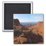Grand View Point at Canyonlands National Park Magnet