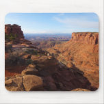 Grand View Point at Canyonlands National Park Mouse Pad