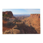 Grand View Point at Canyonlands National Park Placemat