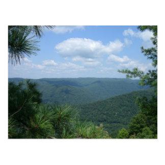 Grand View Postcard