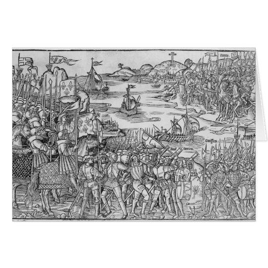 Grand Voyage de Hierusalem' Card