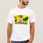 "grandad 70th tee shirt<br><div class=""desc"">a great tee shirt for the Grandad who is the king at 70</div>"