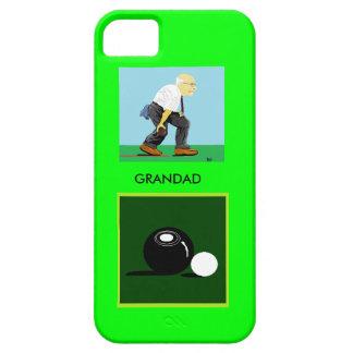 Grandad bowls phone case