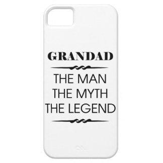 Grandad The Man The Myth The Legend iPhone SE/5/5s Case