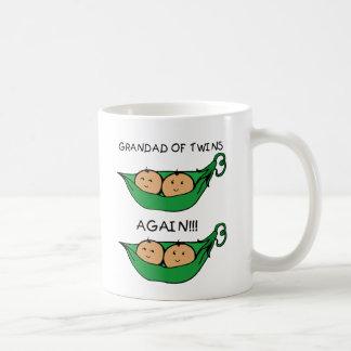Grandad Twin Again Pod Coffee Mug