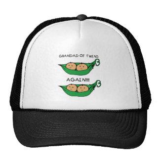 Grandad Twin Again Pod Trucker Hat