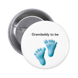 Grandaddy a ser pin redondo de 2 pulgadas