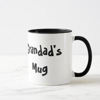 Grandad's Mug White Coffee Mug