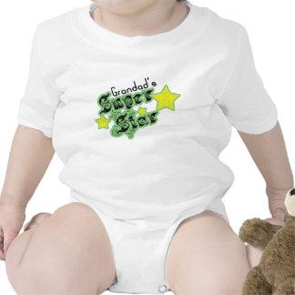 Grandad's Super Star Tshirts