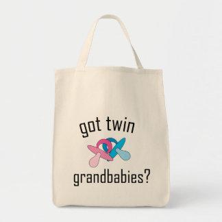 ¿Grandbabies gemelo conseguido? Bolsa De Mano