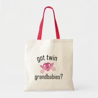 ¿Grandbabies gemelo conseguido? Bolsas De Mano