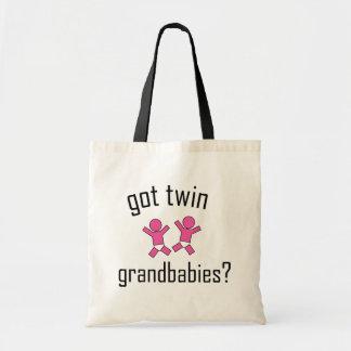 ¿Grandbabies gemelo conseguido? Bolsas