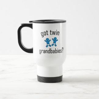 ¿Grandbabies gemelo conseguido? Tazas De Café