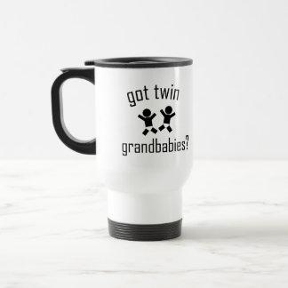 ¿Grandbabies gemelo conseguido? Taza