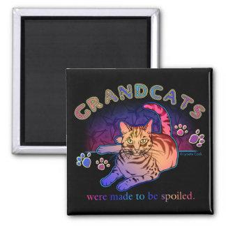 Grandcats Magnet