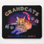 Grandcats Mousepad