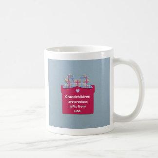 Grandchildren are Precious Gifts from God Coffee Mug