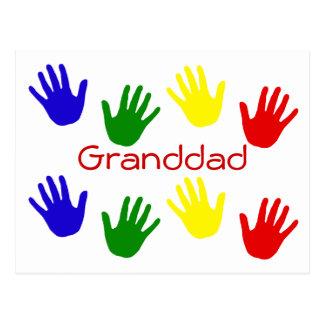 Granddad Postcard