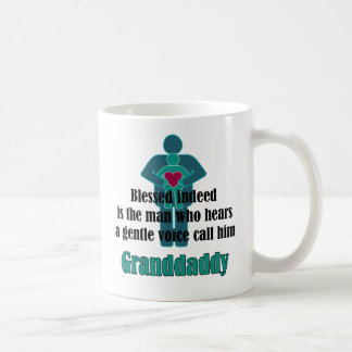 Granddaddy (Blessed Indeed) Father's Day Mug