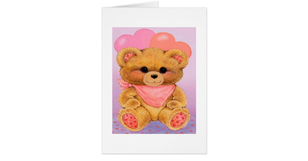 Granddaughter 1st Valentines Day Greeting Card – Granddaughter Valentine Card