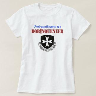 Granddaughter - Borinqueneer T-shirt